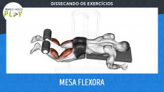 Dissecando os Exercícios - Mesa Flexora