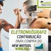 Contribuição para Compra de Eletromiógrafo - New Miotool Wireless - Miotec