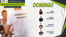 1º Congresso Online TEF - Prescrição de Exercício - Domingo