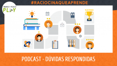 Podcast - Gravações das Lives do Instagram #RaciocinaQueAprende