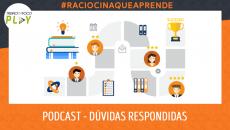 Podcast - Gravações das Lives do Instagram #RaciocinaQueAprende