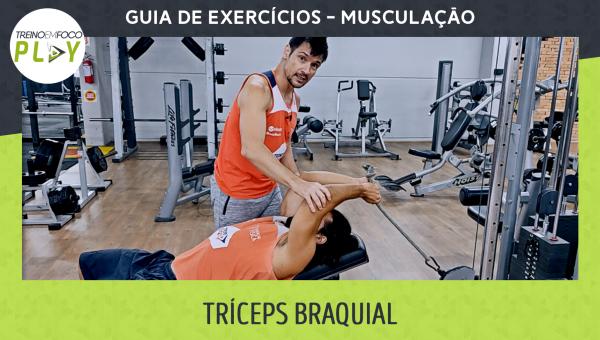 Guia de Exercícios - Tríceps Braquial