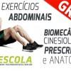 Demonstração - Curso Biomecânica dos Exercícios Abdominais